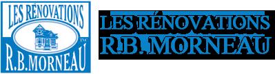 Renovations RB Morneau